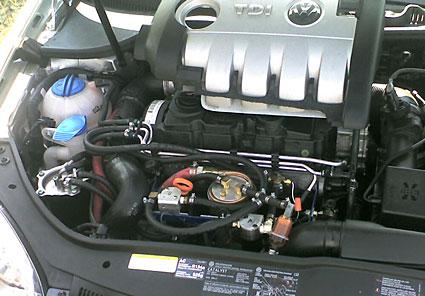 2006 VW Jetta PD TDI GreaseCar