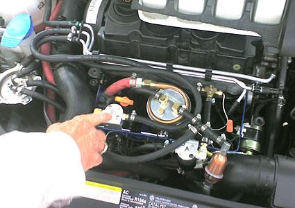 GreaseCar.com installation