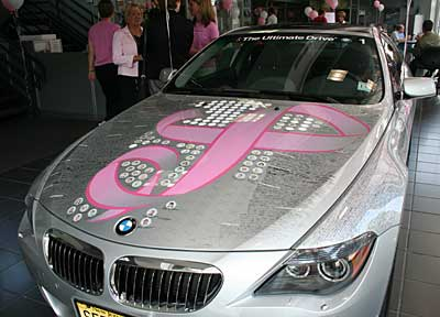 BMW Drive for the Cure