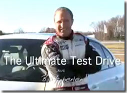 BMW Ultimate Test Drive
