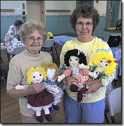 The Giving Doll project