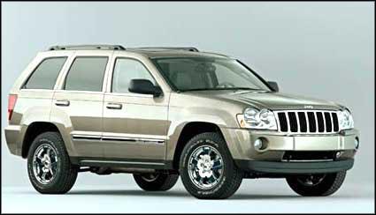 Diesel Grand Cherokee