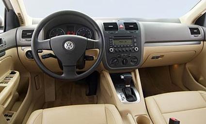 2006 Jetta TDI Interior