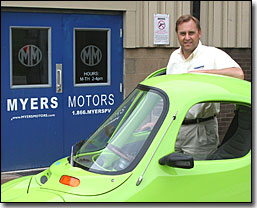 NmG at Myers Motors