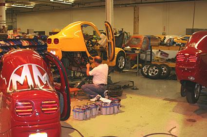 Myers Motors facility