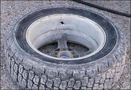 RallyVW Tire