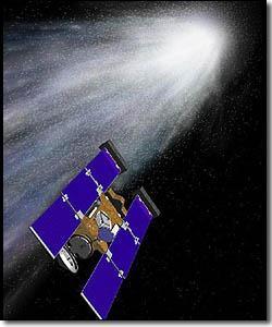 Stardust Spaceship