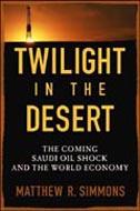 Twilight in the Desert by Matthew R. Simmons