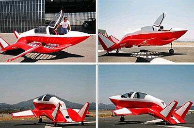 Four Thumbnail AMV Aircraft