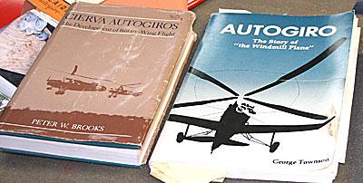 Autogiro Books