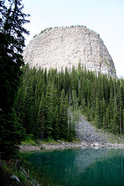 Mirror Lake and Beehive