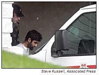 Canadian Terror Suspects