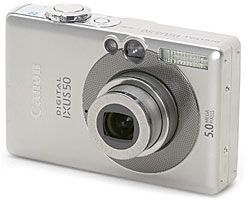Canon SD400 ELPH