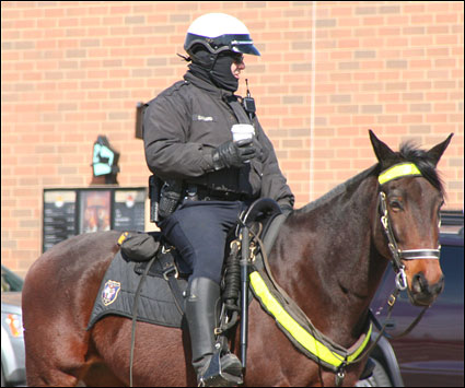 West Chester\'s Mounted Finest