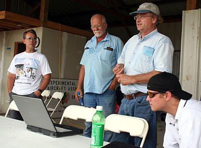EAA 284 Meeting 8.14.2005