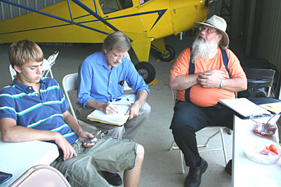 Taylor, Jim and Bob