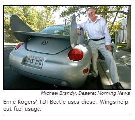 Ernie's Winged Bug