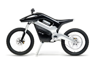 Fuelcell powered motorcycle