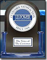 J.D.Power Award