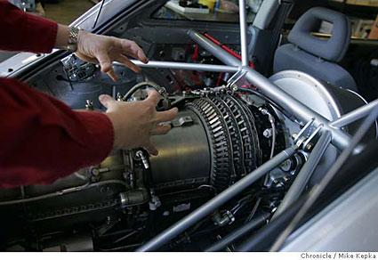 Jet Beetle Engine