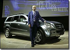 Mercedes GL diesel