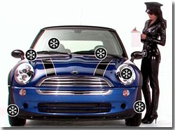 Racy Mini Ad