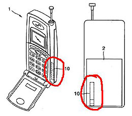 Samsung's Perfume Phone