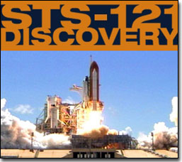 STS-121 Launches