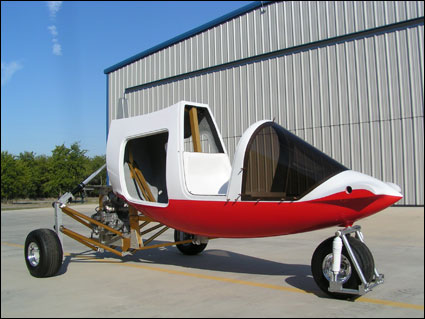 Super Sky Car Prototype