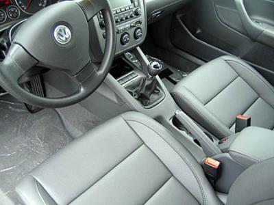 Jetta 5 TDI Drivers Seat