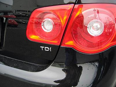 TDI Badge