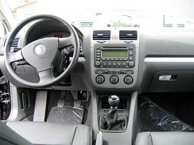 Jetta 5 TDI Interior