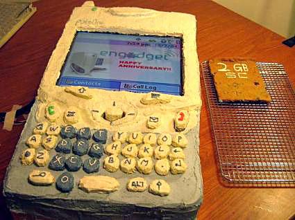 Treo 650 Cake
