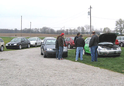 Tuning Session draws a crowd