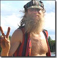 Vermont Hippie