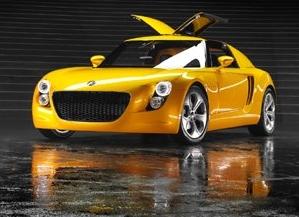 VW Ecoracer Concept