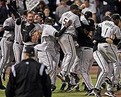 White Sox Win