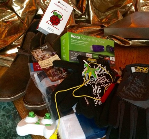 Rich's gifts 2015
