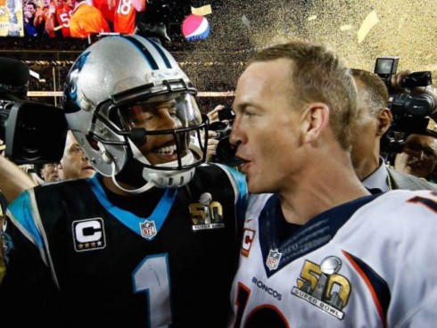 Newton - Manning post game