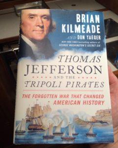 TJ and the Tripoli Pirates