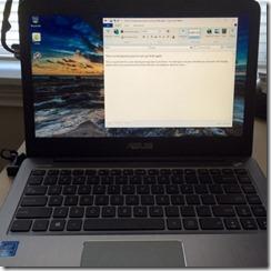 AsusVivoBookE403S