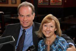 Bill and Julie Gordon 2015