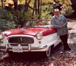 Neil and his Nash