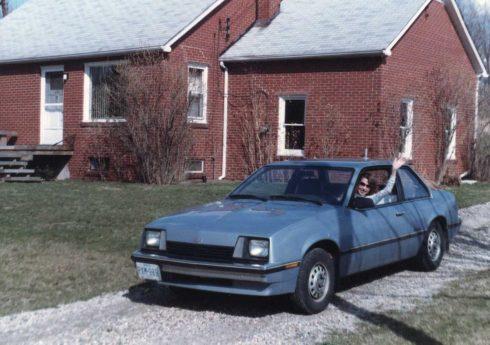 1984 Chevrolet Cavalier Aurora OH Spring1984s