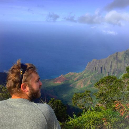 Taylor on Kauai
